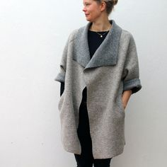 Sydney jacket with long sleves