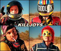 Killjoys, make some noise!
