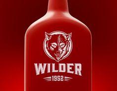 "Check out new work on my @Behance portfolio: ""WILDER Logo & design bottle"" http://be.net/gallery/53439805/WILDER-Logo-design-bottle"