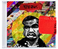 Yeezus' 'Please Add Grafitti' creates artistic movement Kanye West Yeezus, Pochette Album, Brainstorm, Graffiti Art, Cover Art, Revolution, Eye Candy, Ads