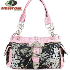 Mossy Oak Purses And Handbags