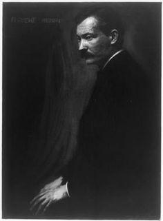 Portrait of Robert Henri - Gertrude Kasebier