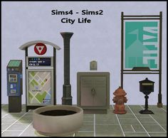N99 Street Cute Project - Part 3 Sims4 - Sims2...