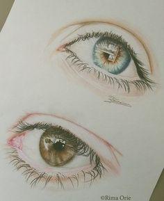 Eyes draw