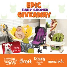 Boogie Wipes Giveaway Ends May 22nd!