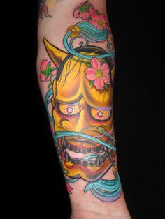 Tattoo by Aaron Della Vedova - Guru Tattoo -  San Diego, CA.