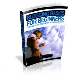 Blogging Basics for Beginners | EBOOK STORE