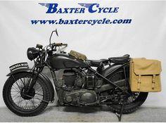 1939 BSA M20 $8,650