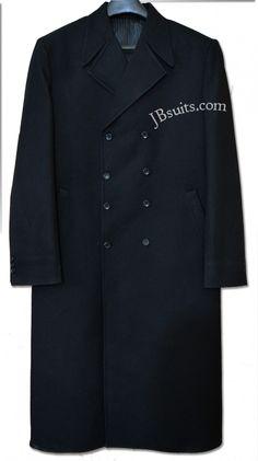Spectre Overcoat