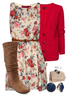 """Teacher Outfits on a Teacher's Budget 149"" by allij28 ❤ liked on Polyvore"