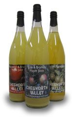 Chegworth Valley - hand selected, farm pressed apple and mixed fruit juices, stocked at Barley Sugar Deli