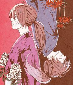 Tags: Rurouni Kenshin, Himura Kenshin, Hitokiri Battousai, Pixiv Id 3807697 , Rurouni Kenshin, Kenshin Anime, Anime Nerd, Manga Anime, Anime Life, Kenshin Le Vagabond, Era Meiji, Samurai Champloo, Girls Anime