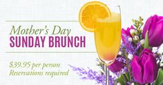 Treat Mom to a Bottomless Mimosa Brunch