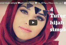 Magnifiques Styles De Hijab Fashion à Réaliser en Moins de 3 Minutes !!!