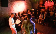 Lit Crawl NYC - this saturday!  From 6 to 9pm and beyond, lit lovers can flit from spot to spot listening to short story, book, magazine and poetry readings, and playing literary Mad Libs, trivia and games—all while enjoying their favorite beverage.