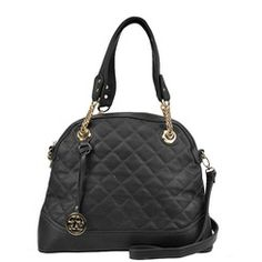Quilted Chain Tote | shoemall | free shipping!