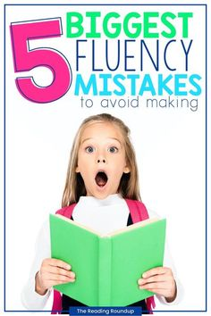 There are a lot of misconceptions about reading fluency and how to teach it. As a result, teachers are making major mistakes without even realizing it! This 4 part blog series focuses on fluency and ways to explicitly teach fluent reading strategies to elementary students. Teachers can also learn about engaging fluency activities for students to practice the skills during guided reading, independent reading or literacy centers. #TheReadingRoundup #fluency First Grade Reading, Student Reading, Kindergarten Reading, Reading Fluency, Guided Reading, Teaching Reading, Fluency Activities, Reading Activities, Reading Resources