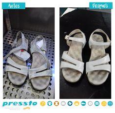 En Pressto Bags & Shoes, el calzado de verano también queda como nuevo. Birkenstock Mayari, Footwear, Shoes Sandals, Summer Time