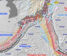 Earthquake 5.0 in Japan, 4.5 in Taiwan and 4.6 in Russia | 코리일보 | CoreeILBO