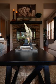 Transitional Meets Ranch  Kathy Ann Abell Interiors  San Diego Amazing The Living Room San Diego Inspiration