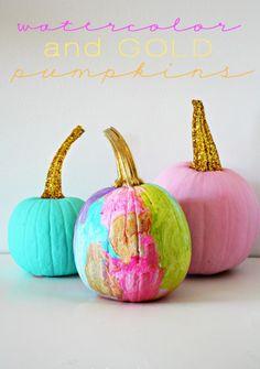30  Perfect Pumpkin Crafts
