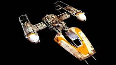 Star Wars: Y Wing Ambient Engine Noise for 12 Hours
