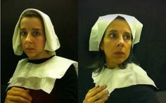 Airplane lavatory self-portraits in flemish style