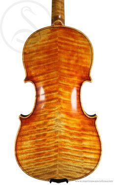A Fine German Violin circa 1900 |Martin Swan Violins