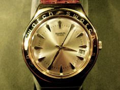 SWATCH IRONY Swiss Men's Authentic Dress by LadyAgathaBoutique, $82.00