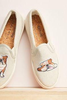Anthropologie Soludos Bulldog Sneakers