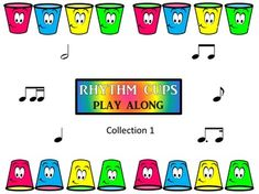 Switch out your Traditional Classroom Rhythm Instruments for PLASTIC CUPS !A FUN way to improve your students Rhythm and Coordination while reinforcing Rhythms you taught.Based on my Rhythm: Classroom Instruments Play Along with Activities.Easy to Read and Play Original Rhythmic Arrangements using Plastic Cups, Hands and a Pencil to the following 6 songs:Day-O (The Banana Boat Song) by, Harry BelafonteThree Little Birds by, Bob MarleyAll Shook Up by, Elvis PresleyWipeout by, The Fat Boys and…