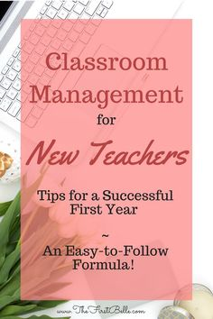Behavior Management in the Classroom: Find Your Style   First Belle