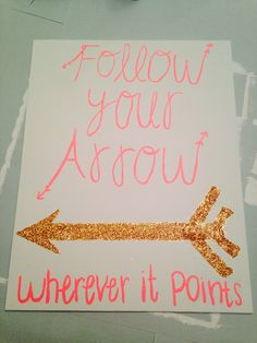 song quote canvas art! fun craft to do when you are bored!