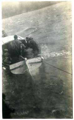 Douglas Mawson landing on Macquarie Island (0800 Tuesday 2 December 1930) | Flickr