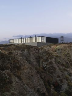 House W / 01Arq/Architects: 01Arq  Location: Huentelauquen, Chile  Architects: C.Winckler, P.Saric, F.Fritz