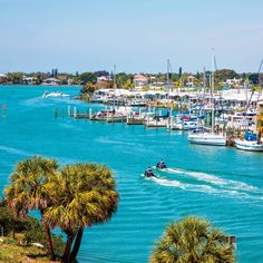 America's #2 Happiest Seaside Town 2015: Venice, Florida. What does it say about this town of 22,000 people on Florida's Gulf Coast that it has a designated beach for dogs? Two things: Venice is a town with a big heart, and it has plenty of gorgeous, pearly-white beaches to spare (14 miles, in fact). Photo: James Schwabel/Alamy. Coastalliving.com