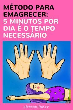 Exercício de 5 minutos - Dá para ficar em forma