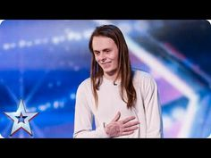 Will rock singer Aaron warm the Judges' hearts? | Britain's Got Talent 2015