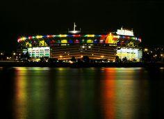Three Rivers Stadium - Pittsburgh, PA