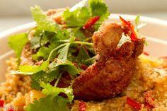Jay Chou Ahh Choo Bowl – Taiwanese bLack pepper pork chop fried rice ...