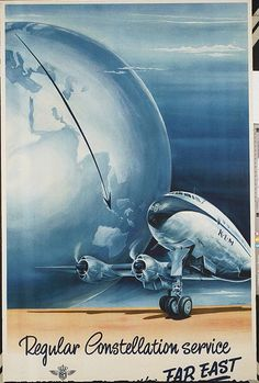 "PLAQUET – Vintage poster – ""Air France, worldwide net"", the flying sea horse was the logo of the company until Air France, Museum Tickets, Airline Travel, Air Travel, Airplane Photography, Tourism Poster, Air And Space Museum, Wanderlust, Vintage Travel Posters"