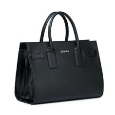 wholesale Fashion totes solid color generous work bags for women BS-170705-01