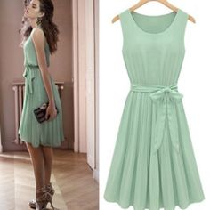 Mint dress Mint dress in two sizes Dresses Mini