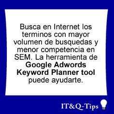 #google #Adwords #keyplanner #tool