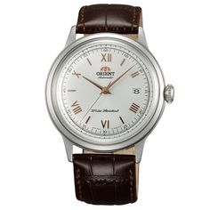 ORIENT Bambino 2nd Generation Classic FAC00008W0 Orologio Uomo Automatico 30m #orient #wristwatch #bambino #automatic #watch