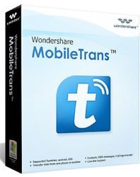 WonderShare MobileTrans Crack & Serial Number Free Download