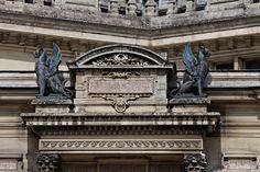 Cour d'Honneur - détail