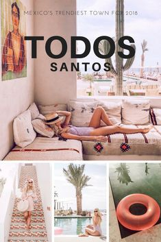 Wondering what all the hype is around Todos Santos, Mexico? Read on to hear why it's one of Mexico's trending spots for 2018.