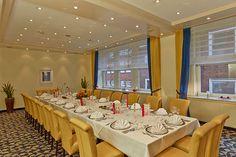 Festsaal / Banquet hall | RAMADA Überseehotel Bremen