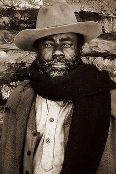 "Mr Nightlinger in the John Wayne classic movie, called ""The Cowboys"" - Roscoe Lee Brown"